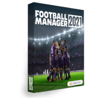Football Manager 2021 product key